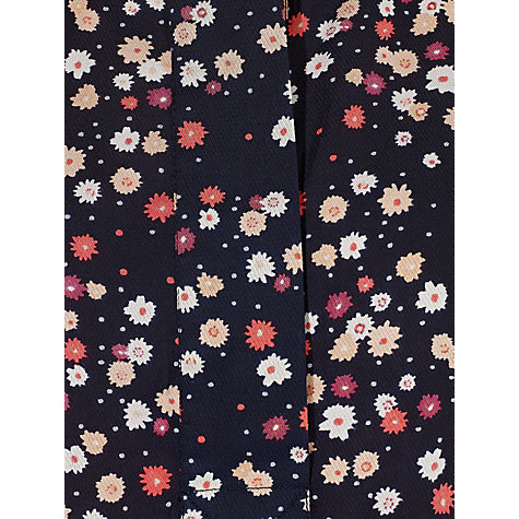 Buy Collection WEEKEND by John Lewis Floral Dot Print Top, Multi Online at johnlewis.com