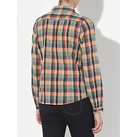 Buy Collection WEEKEND by John Lewis Check Shirt, Multi Online at johnlewis.com