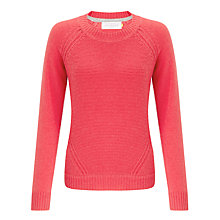 Buy Collection WEEKEND by John Lewis Links Front Cashmere Jumper Online at johnlewis.com