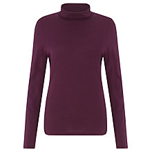 Buy John Lewis Roll Neck Top Online at johnlewis.com