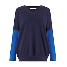 Buy John Lewis Capsule Collection Side Popper Jumper Online at johnlewis.com