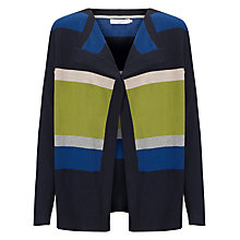 Buy John Lewis Capsule Collection Waterfall Stripe Cardigan, Multi Online at johnlewis.com