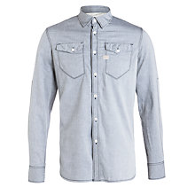 Buy G-Star Raw Tacoma Shirt, Imperial Blue Online at johnlewis.com