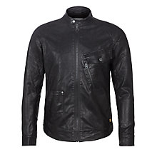 Buy G-Star Raw Defend Slim 3D Jacket, Black Online at johnlewis.com