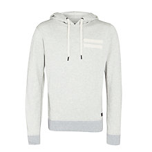 Buy G-Star Raw Troupman Hooded Sweatshirt, Vintage Heather Online at johnlewis.com