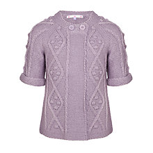 Buy John Lewis Girl Toggle Knit Cardigan Online at johnlewis.com
