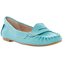Buy Steve Madden Murphey Perforated Loafers Online at johnlewis.com