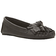 Buy Bertie Lantern Round Toe Leather Loafers Online at johnlewis.com