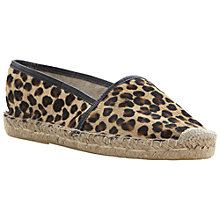 Buy Bertie Jaylee Slip-On Espadrilles Online at johnlewis.com