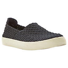 Buy Steve Madden Exx Woven Trainers Online at johnlewis.com