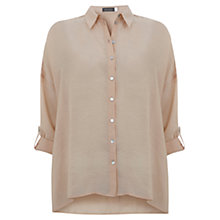 Buy Mint Velvet Oversized Shirt Online at johnlewis.com