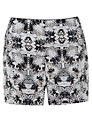 Mint Velvet Liza Print Shorts, Multi