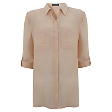 Buy Mint Velvet Slim Shirt Online at johnlewis.com