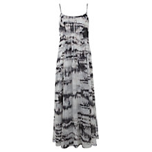 Buy Mint Velvet Cara Print Maxi Dress, Multi Online at johnlewis.com