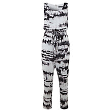 Buy Mint Velvet Cara Print Jumpsuit, Multi Online at johnlewis.com