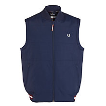 Buy Fred Perry Tipped Gilet Online at johnlewis.com