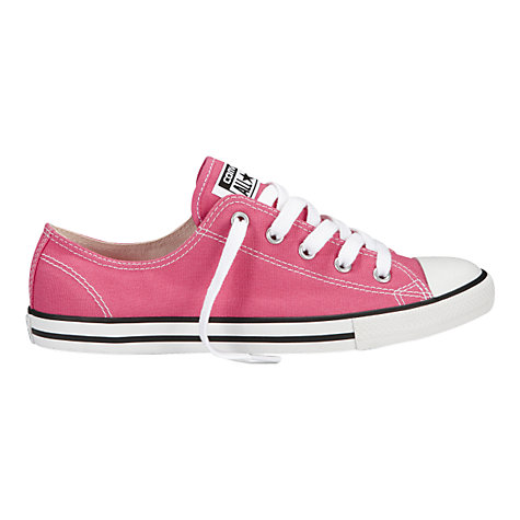 Buy Converse Chuck Taylor All Star Dainty Canvas Trainers Online at johnlewis.com