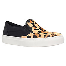 Buy KG by Kurt Geiger Londres Low-Top Trainers Online at johnlewis.com