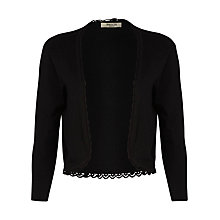 Buy Precis Petite Crochet Edge Shrug Online at johnlewis.com