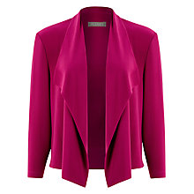 Buy Planet Waterfall Jacket, Cerise Online at johnlewis.com