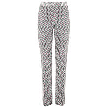 Buy Planet Jacquard Textured Trousers, Multi Online at johnlewis.com