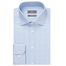 Buy John Lewis Tonal Graph Check Tailored Shirt Online at johnlewis.com