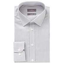 Buy John Lewis Stitch Stripe Tailored Shirt Online at johnlewis.com