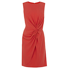 Buy Oasis Twist Knot Crepe Dress Online at johnlewis.com