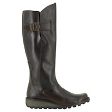 Buy Fly Mol Leather Long Boots Online at johnlewis.com
