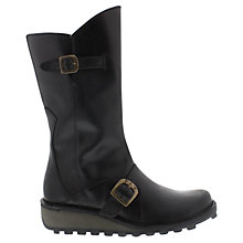 Buy Fly Mes Leather Boots Online at johnlewis.com
