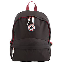 Buy Converse All Star Backpack, Black Online at johnlewis.com
