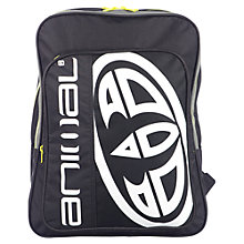Buy Animal Bunderberg Backpack, Black Online at johnlewis.com