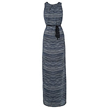 Buy L.K. Bennett Maxi Kosti Dress, Navy Online at johnlewis.com