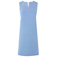 Buy L.K. Bennett Sleeveless Mena Dress, Blue Online at johnlewis.com