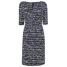 Buy L.K. Bennett Printed Volsa Dress, Blue Online at johnlewis.com