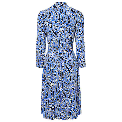 Buy L.K. Bennett Printed Jersey Natal Dress Online at johnlewis.com