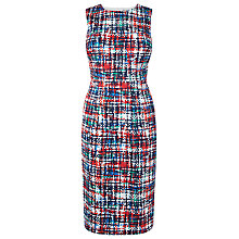 Buy L.K. Bennett Sleeveless Largo Dress, Multi Online at johnlewis.com