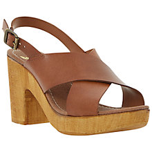 Buy Bertie Heeley Platform Heeled Sandals Online at johnlewis.com