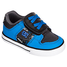 Buy DC Children's Pure V Low Trainers Online at johnlewis.com