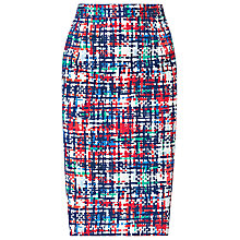 Buy L.K. Bennett Largo Pencil Skirt, Multi Online at johnlewis.com