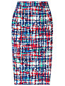 L.K. Bennett Largo Pencil Skirt, Multi