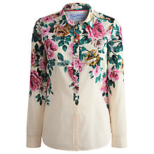 Buy Joules Maywell Rose Shirt, Multi Online at johnlewis.com