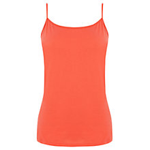 Buy Warehouse Basic Cami Top Online at johnlewis.com