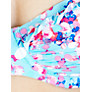 Buy John Lewis Faded Floral Underwired Bikini Top, Mint Online at johnlewis.com