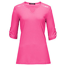 Buy Betty Barclay Sequin Detail Tunic Top Online at johnlewis.com