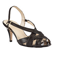 Buy John Lewis Rushill Leather Court Shoes Online at johnlewis.com