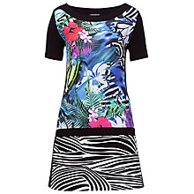 Buy Betty Barclay Graphic Print Tunic, Multi Online at johnlewis.com