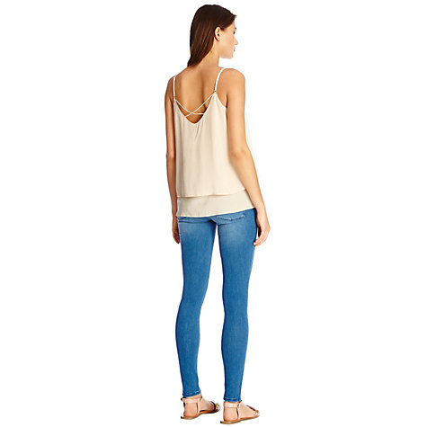 Buy Warehouse Double Layer Cami Online at johnlewis.com
