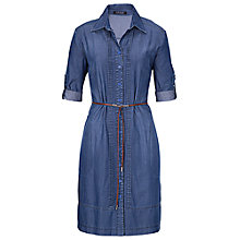 Buy Betty Barclay Denim Shirt Dress, Blue Online at johnlewis.com