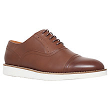 Buy KG by Kurt Geiger Ratner Leather Oxford Shoes Online at johnlewis.com
